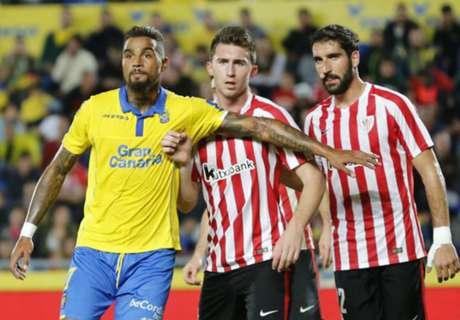 La Liga: Las Palmas 3-1 Athletic