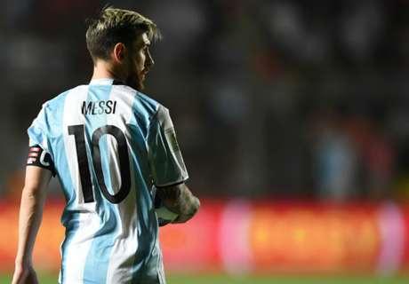 Apuestas: Pocos goles en Argentina - Chile