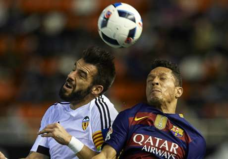 Valence -Barça 1-1, résumé du match