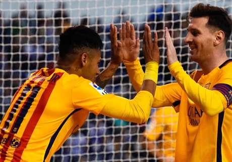 Barcelona no venderá a Neymar