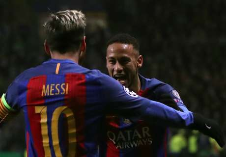 Sergi Roberto: Neymar está tranquilo