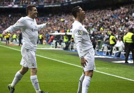 Liga BBVA: Real Madrid 4-2 Athletic