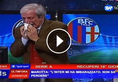 VÍDEO: Así se narró en Italia el jugadón de Deulofeu