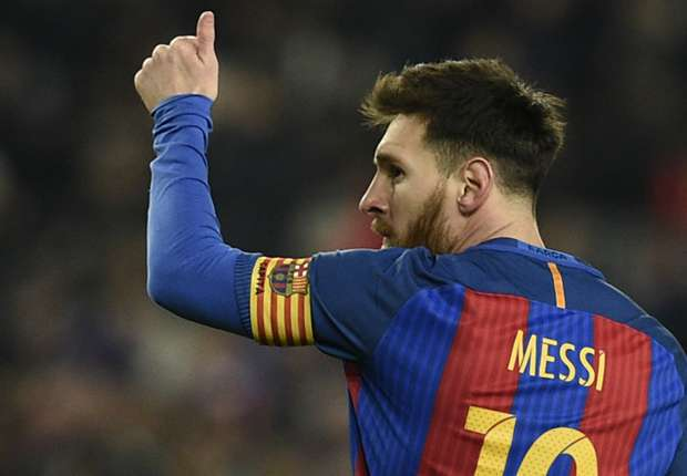 Messi Tops Suarez And Griezmann As 2017s Most Productive Player