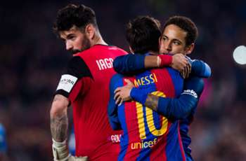 I don't know if Messi celebrated our winner, admits Luis Enrique