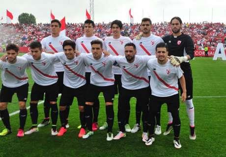 El Sevilla Atlético, a Segunda