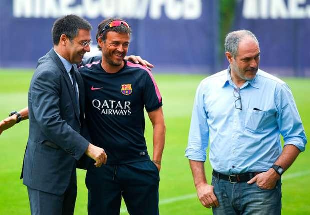 Reunión para gestionar los últimos fichajes del Barcelona