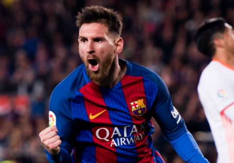 Espanyol hit back over Messi tweet