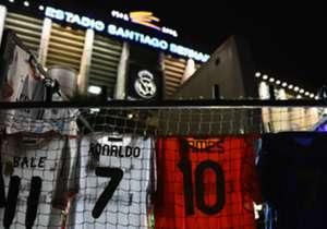 Grandes cracks del fútbol han usado la camiseta número 10 del Real Madrid, siendo Mesut Ozil en último en vestirla, antes de tocarle el turno a James.