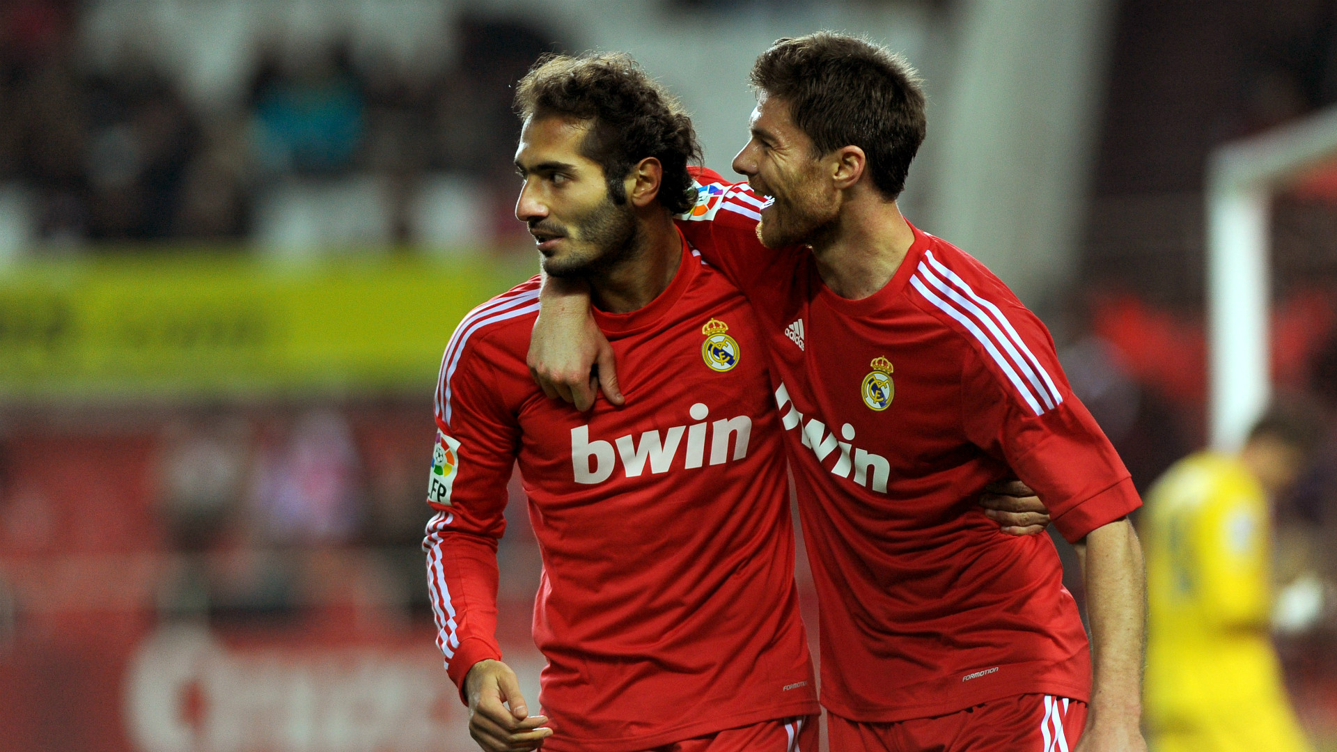 Hamit ALTINTOP Real Madrid