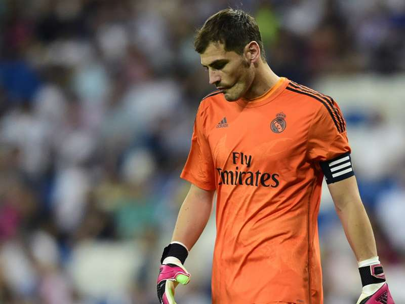 Casillas: The boos hurt but I want to be at Real Madrid for life