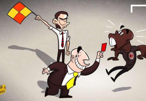 Inzaghi, Galliani y el Milan se cargan a Seedorf