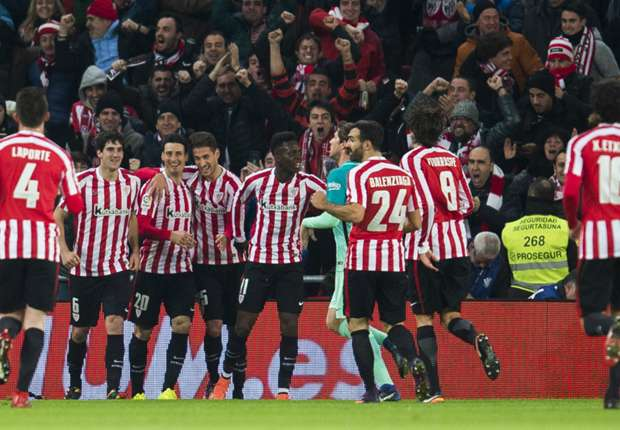 Image result for Athletic Bilbao team 2017