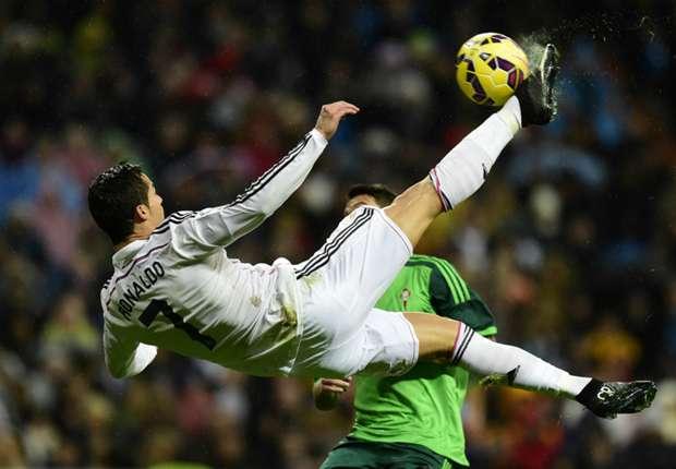 Real Madrid 3-0 Celta: Record breaking Ronaldo extends Blancos' winning streak