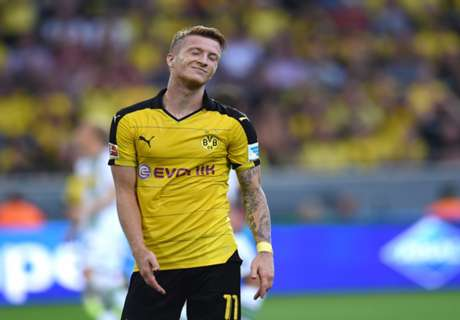 Reus critical of BVB performance