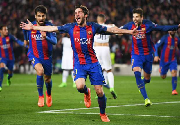 'Yes we can!' - Barcelona as good as their word in delivering greatest comeback in history!