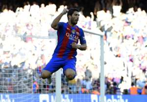 Luis Suárez y Sergio Agüero, las mejores apuestas para los goles en el Barcelona - Manchester City