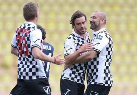 WATCH: Alonso's brilliant free-kick