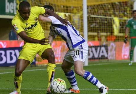 Villarreal y Real empatan a cero