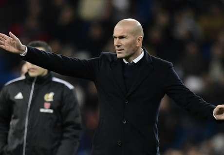 Zidane: Real Madrid Berada Di Momen Buruk