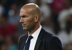 Gran récord de Zidane.