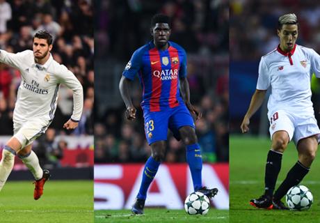 Les 20 meilleures recrues de la Liga en 2016