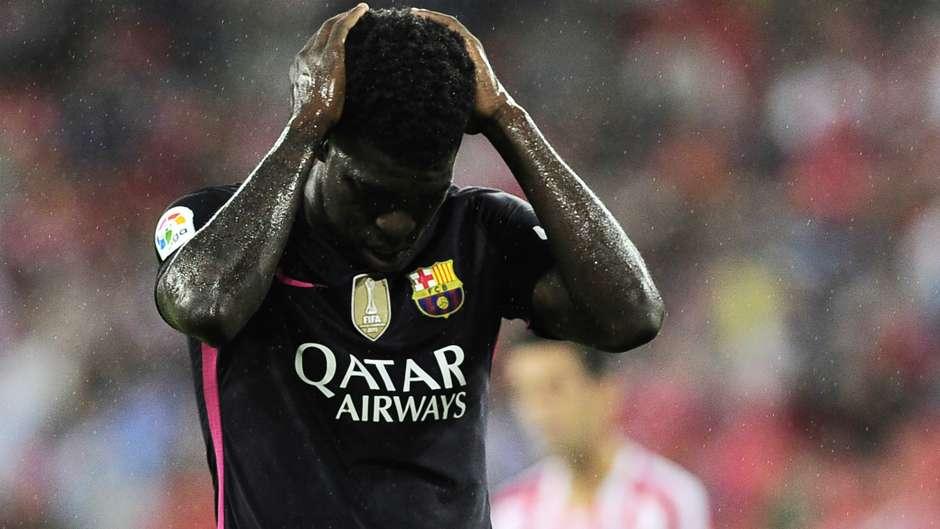 Samuel Umtiti Athletic Club Barcelona LaLiga