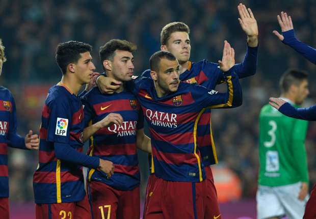 Video: Barcelona vs Villanovense