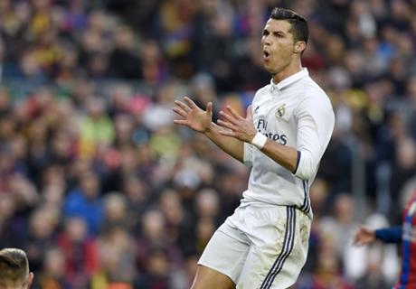 WATCH: Ronaldo's Ballon d'Or reaction