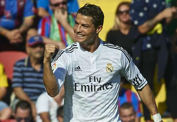 Levante 0-5 Real Madrid: Ronaldo scored twice in Blancos stroll