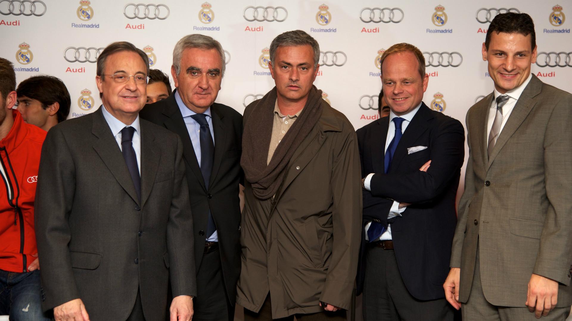 Ex crack solo tenía dos amigos en el club — Real Madrid