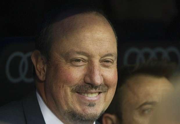 Real Madrid Pesta Gol, Rafael Benitez Semringah