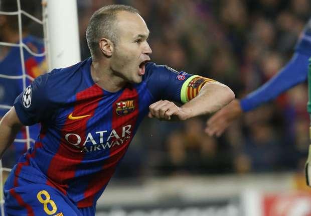 Andres Iniesta Ditawari Masuk Tim Kepelatihan Barcelona