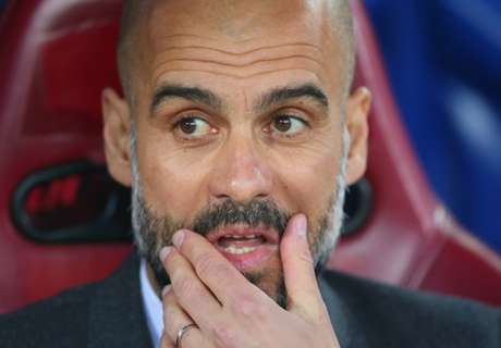 Pep rules out more City signings