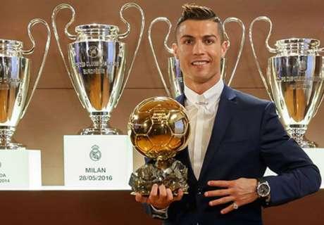 Cristiano Ronaldo: el documental