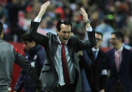 Las reacciones del Sevilla 4-0 Celta