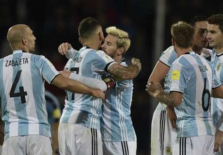 Argentina, en lo más del ranking FIFA