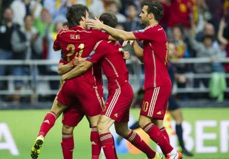 PREVIEW: Spanyol - Luksemburg