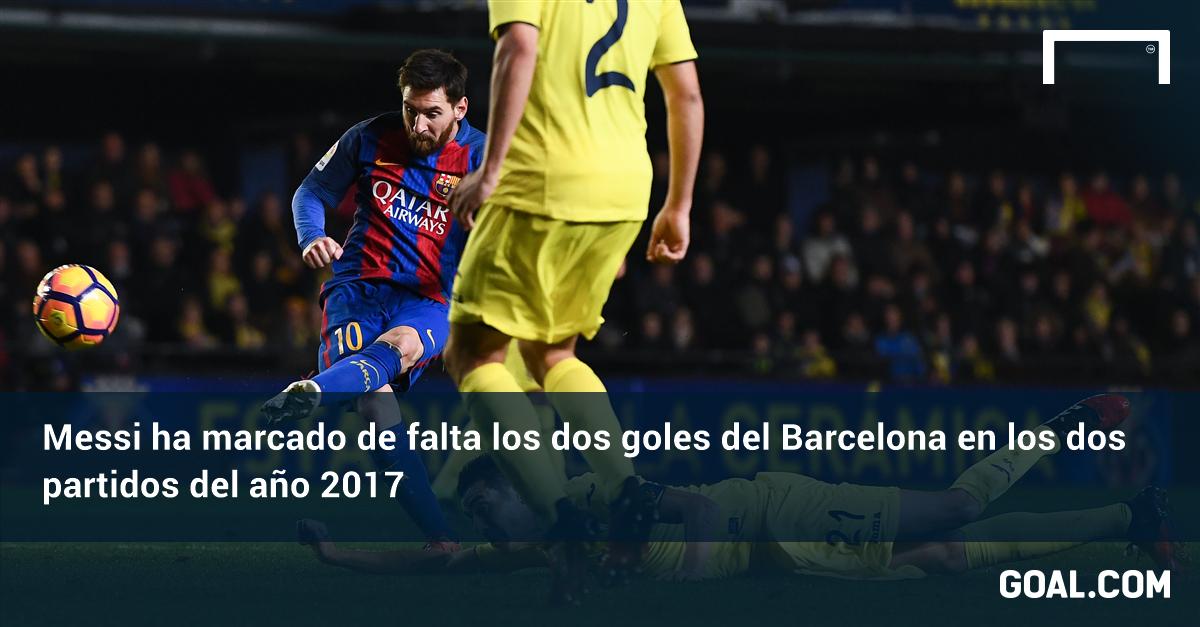 El mensaje de Messi tras la victoria de Barcelona
