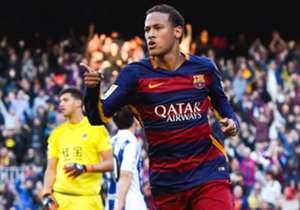 NEYMAR | Sturm | FC BARCELONA - Real Sociedad 4:0 | Es ist derzeit ein Genuss, Neymar beim Spielen zuzusehen. Gegen Sociedad legte er bereits seine Ligatreffer 13 und 14 auf - bärenstark.
