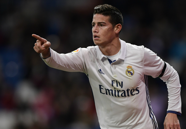 Chelsea, Inter, PSG, United - where will James go when he leaves Real Madrid?