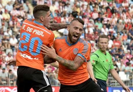 Valence retrouve la Ligue des champions