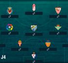 El contra XI de La Liga: fecha 4