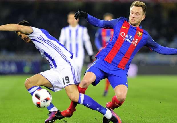 راكيتيتش: أريد تجديد عقدي مع برشلونة -
