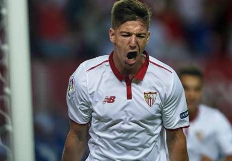 Vietto no convence en Sevilla