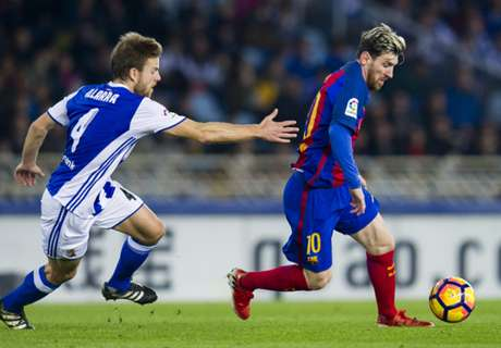 LaLiga: Barca lässt Punkte liegen