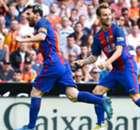 Valencia-Barcellona 2-3: Decide Messi