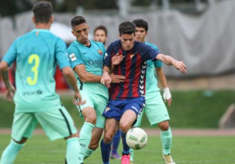 2ªB: Gavà 1-0 Barcelona B