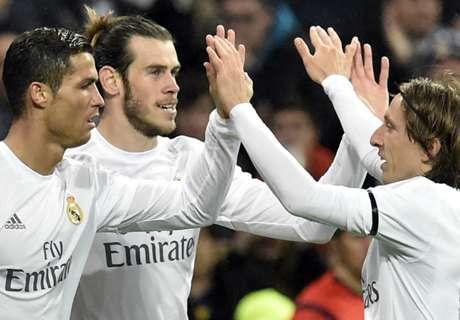 Modric confía en un BDO para Bale