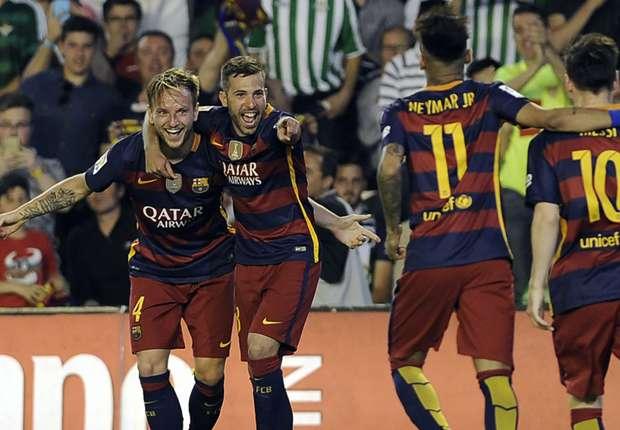 Bétis Séville - Barça (0-2), le Barça ne lâche pas la première place